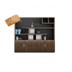 B2B meuble de bureau design contemporain 4 portes