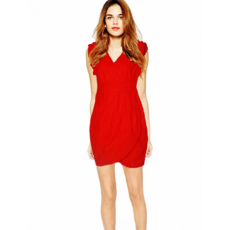 Site robe rouge