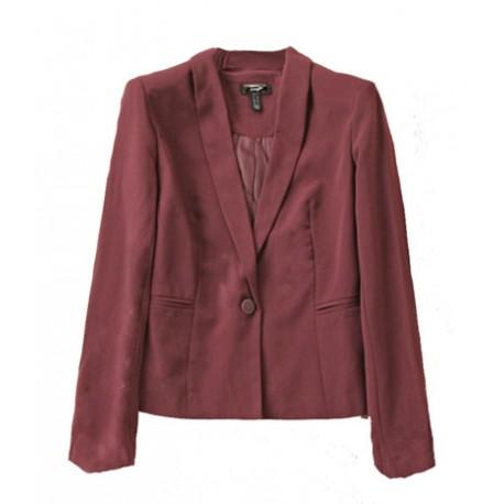 Jennyfer veste bordeaux